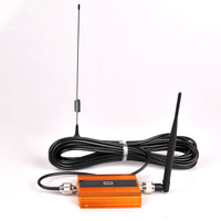 Free Shipping GSM Mobile Phone Signal Repeater 900 Mhz Signal Booster 900MHz GSM Amplifier Receivers Cover