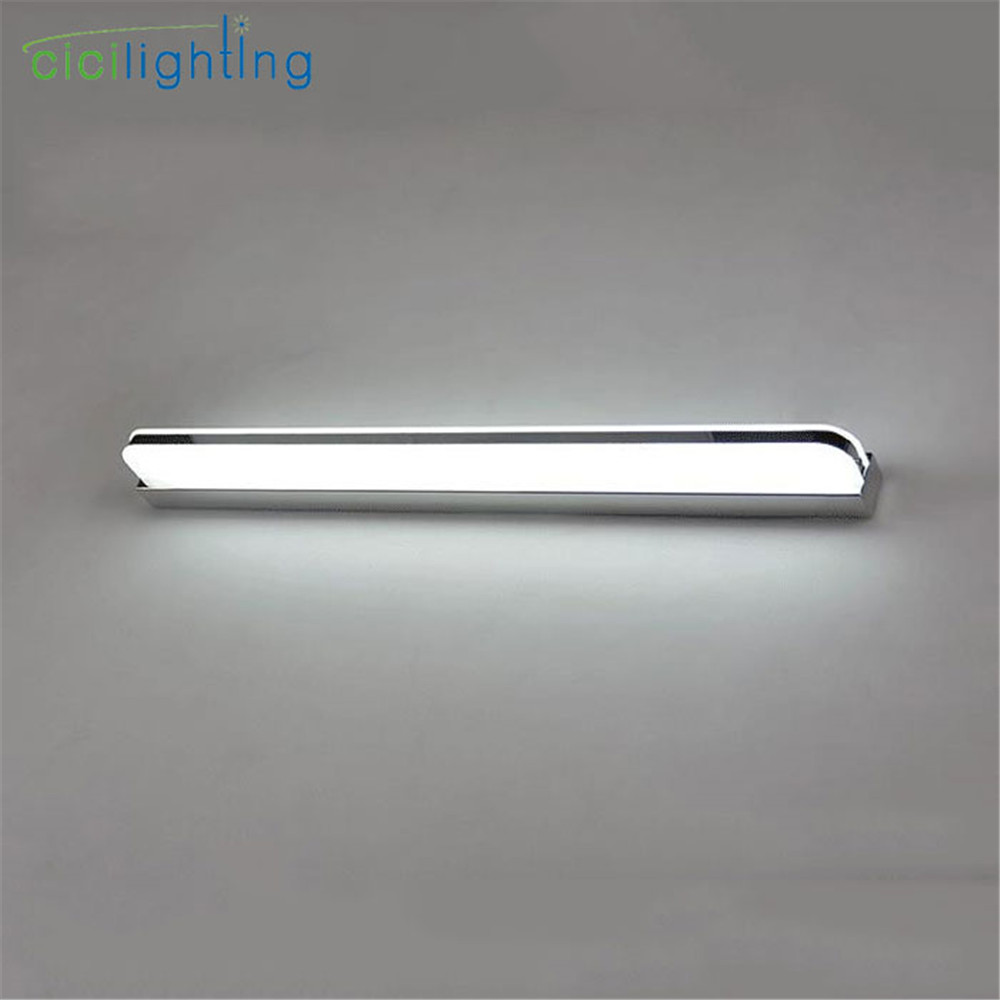 Modern Led Vanity Light, Coiffeuse Avec Miroir, Long Bathroom Makeup Wall Lighting, Home Hotel Toilet Luces Tocador Maquillaje