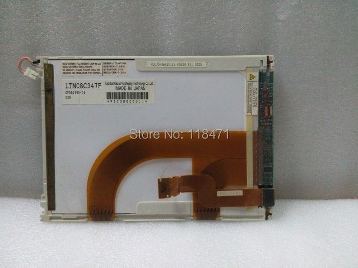 Original A+ Grade 8.4 inch LCD Panel LTM08C347F 800 RGB*600 SVGAOriginal A+ Grade 8.4 inch LCD Panel LTM08C347F 800 RGB*600 SVGA