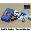 Car Laser Rear Fog Light / For KIA Sephia / Sephia5 Sedan 2003~2009 / Vehicle Collision Warning / Traffic Crash-Proof Lights LED