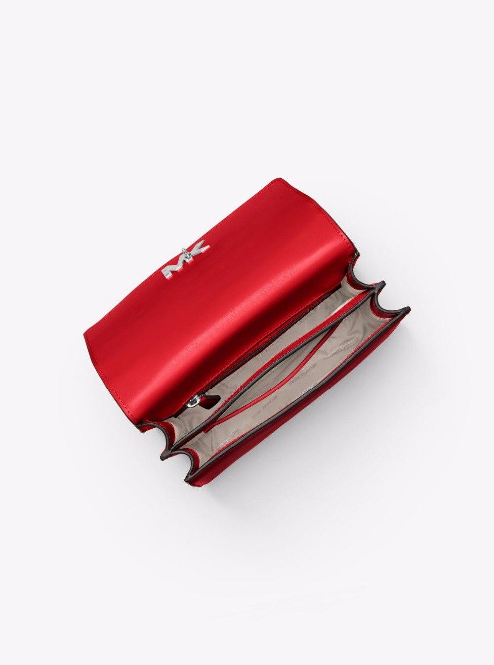 3c3ff58f4f38 FSO- Michael Kors Official MK Women Bag Whitney Leather Shoulder Bag ...