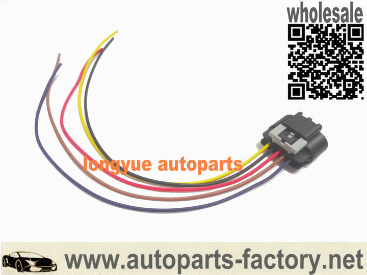 longyue 10pcs LS3 LS7 L99 5 Wire universal MAF Sensor Wiring Connector Pigtail universal Mass Air aliexpress com buy longyue 10pcs ls3 ls7 l99 5 wire universal pigtail wiring at gsmx.co