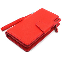 Free Shipping New Fashion Women Wallet Leather Brand Wallets Women Wholesale Lady Purse High Capacity Clutch