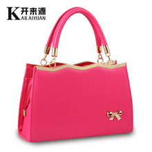 Female bag 2018 ms han edition to finalize the design new tide worn one shoulder