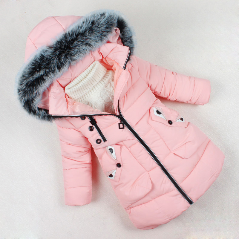 2017 Winter Children's Clothing Kids Down Cotton Outerwear Girls Wadded Jacket Child medium-long Thickening Cotton-padded Coat maytoni потолочная люстра maytoni belinda mod504 05 n