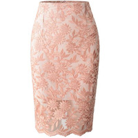 plus size 3xl ol openwork lace skirt high waist skirt women split skirt