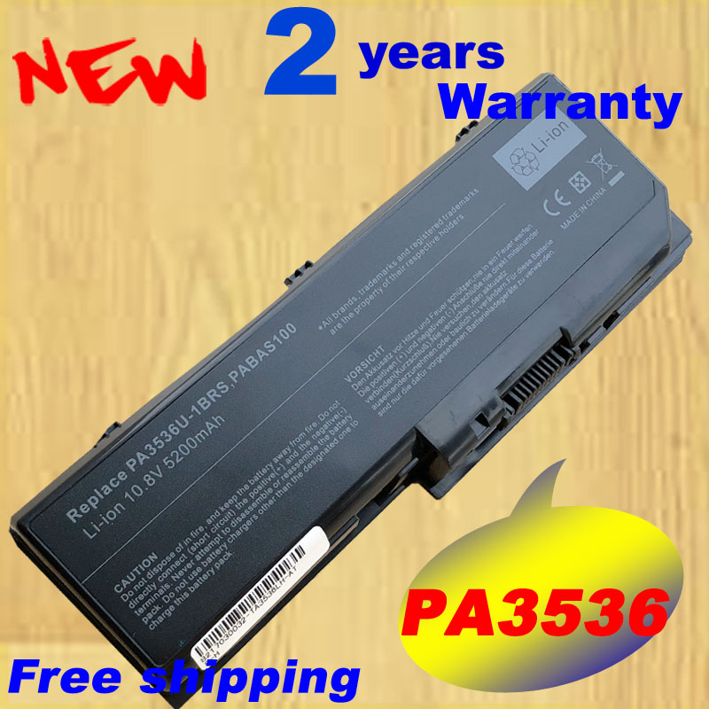 Laptop <font><b>Battery</b></font> for <font><b>Toshiba</b></font> <font><b>Satellite</b></font> <font><b>L350</b></font> L350D P200 P300 P305 PA3536U PA3536U-1BRS PA3537U PABAS100 image