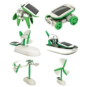 6 in 1 Solar Toys educational