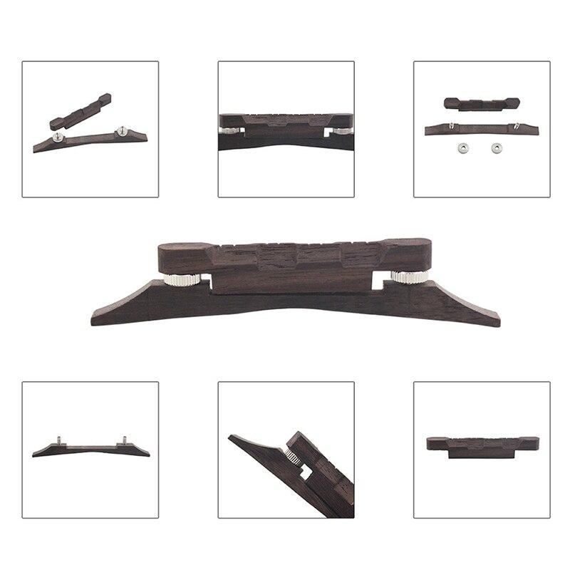 durable rosewood guitar bridge mandolin bridge for guitar. Black Bedroom Furniture Sets. Home Design Ideas