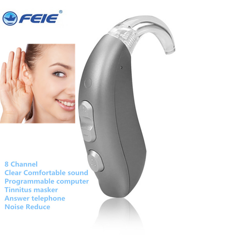 Medical Apparatus Care Severe Hearing Aids For Profound Powerful BTE Hearing Aid Sound Amplifier Programmable MY-26Free Shipping open fitting programmable bte hearing aid 7 channels sound hearing amplifier for treatment tinnitus my 26 battery free shipping