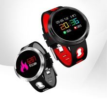 X9-VO Heart Rate Smartwatch RAM 64K ROM 512K Bluetooth 4.0 IP68 Waterproof Sedentary Reminder Calories Consumption