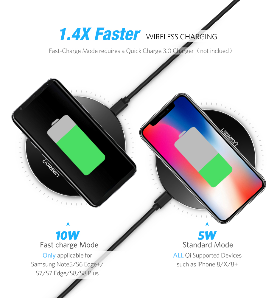 Smart Wireless Charger Pad 4