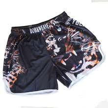 MMA Shorts Men Boxing Shorts Trunks Pants Boxe Thai Short Fight Muay Dragon Ball Loose Sport Shorts Men Thai Kickboxing Cool(China)