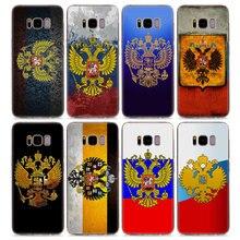 ФОТО soft tpu phone case russia federation flag tpu silicone soft phone case for samsung s6 s7 edge s8 s8plus s9 s9 plus j3 j5 j7