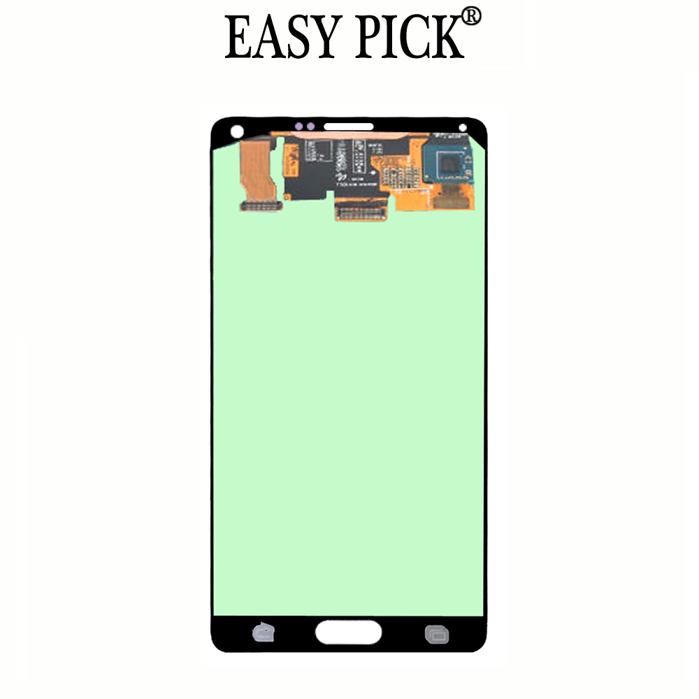 For Samsung Galaxy Note 4 N910 N910A N910F N910H LCD Display Touch Screen Digitizer Assembly