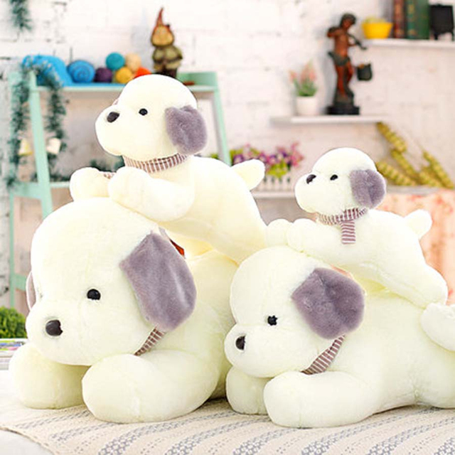 Poodle Stuffed Animals Dog Speelgoed Kawaii Children Interactive Toy