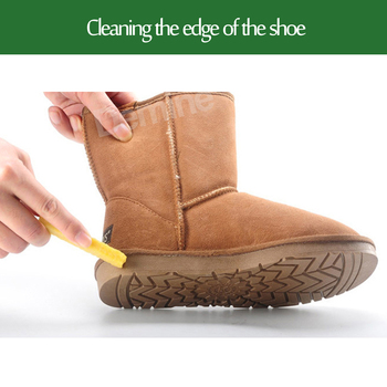 8d24362f31154 Demine Leather Shoes Cleaning Tool Rubber Eraser for Suede Nubuck Stain  Boot Shoes Cleaner Rubber Block Shoe Brush Easy to Carry
