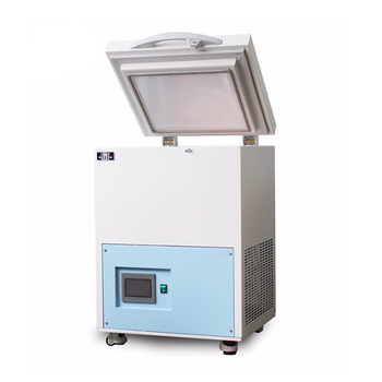 Frozen Separating Machine with LCD Touch Screen and -180 Degrees Working Temperature