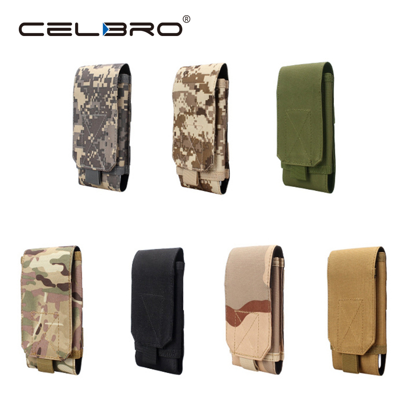 For Samsung Galaxy Note 8 S8 S7 Edge/Lg V30 G6 Moto G5 G4 Plus Case Cover Mobile Phone Accessory Tactical Holster Belt Pouch Bag(China)