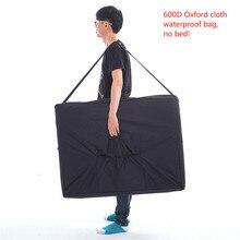 15%, складная сумка для массажной кровати, аксессуары для красивой кровати, прочный 600D, ткань Оксфорд, водонепроницаемый рюкзак 93*73*17 см