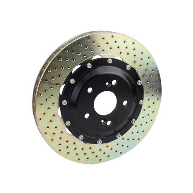 Dicase haute performance frein à disque Percé disque 405*34mm avec center chapeau fit pour Audi Q7