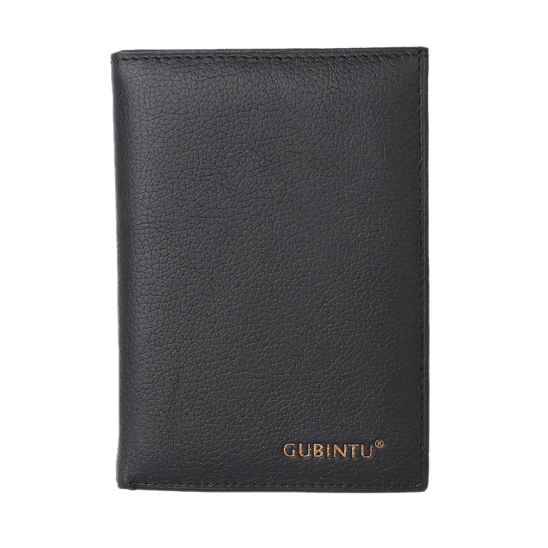 GUBINTU Cortex Men Wallets with Coin Pocket Passcard Pocket and Big ID Card Holder Famous Brand Big Capacity Men Wallets