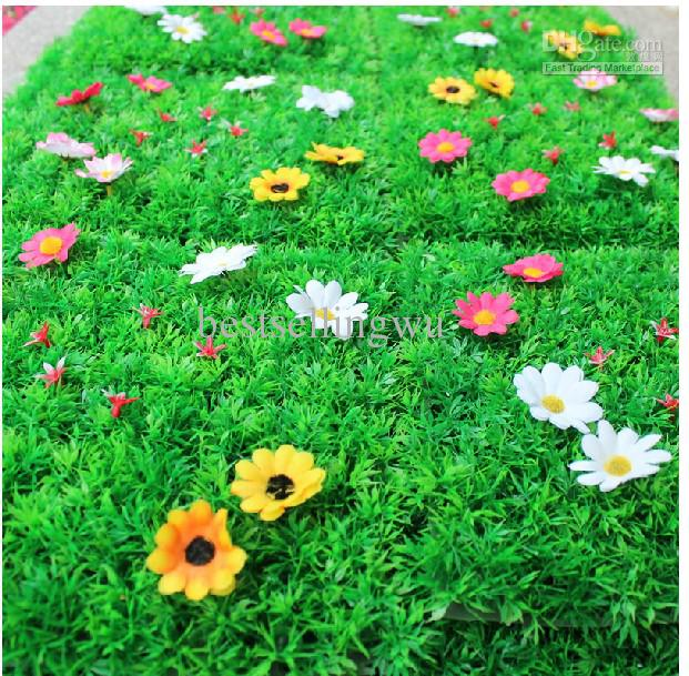 25 Cm Artificial Imitation Fake Gr Carpet Plastic Lawn For Garden House Nursery Schools
