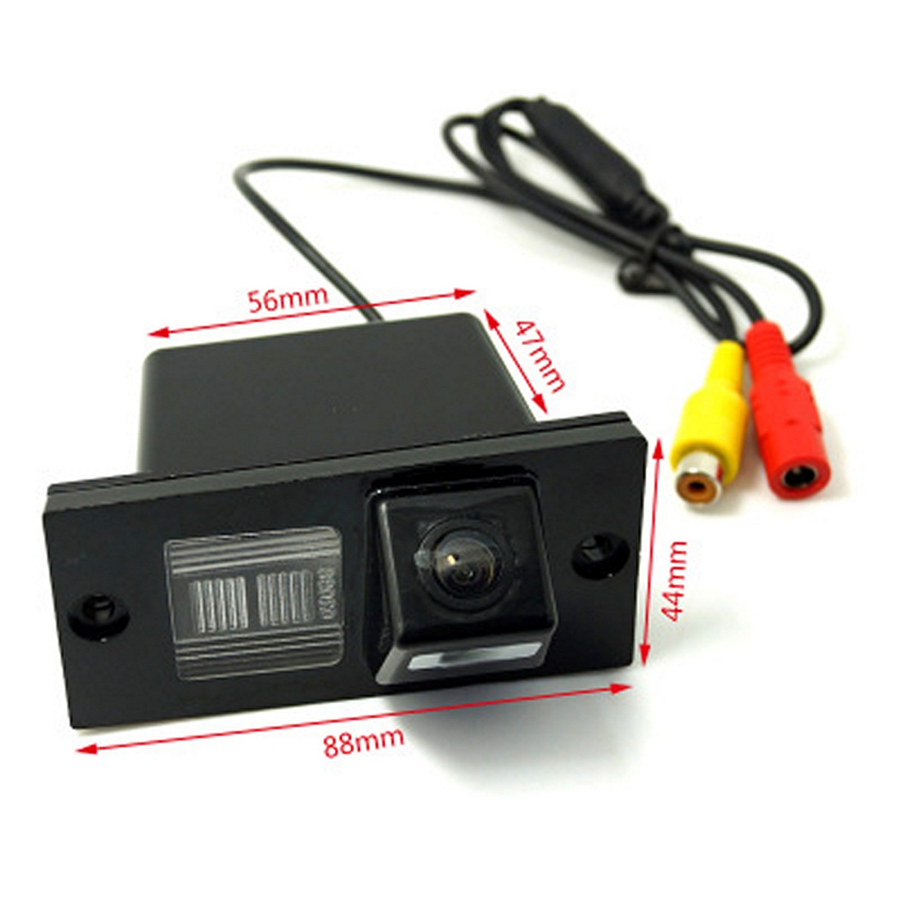 Image 4 - 170 Degree Wide Angle Night Vision HD CMOS Car Rear View Camera Recorder For Hyundai H1 2008 2019 Auto Reverse Parking Camera-in Vehicle Camera from Automobiles & Motorcycles