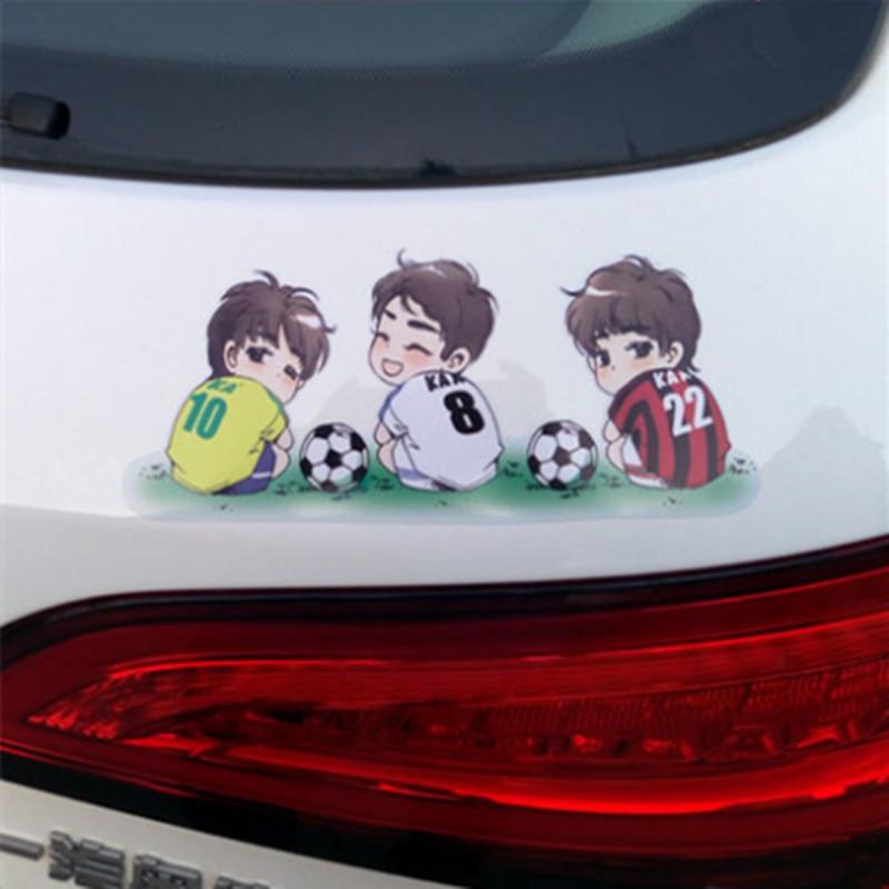 Interesting auto sticker sticker and sticker wholesale For Skoda Yeti Octavia 2 a5 a7 Superb Fabia rapid Accessories