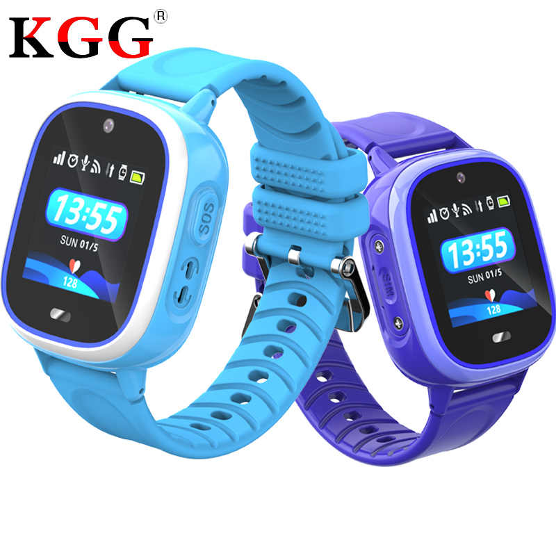 Kids Smart Watch GPS IP67 Waterproof SOS Tracker Anti-lost camera Smartwatch Baby GPS Wifi Location Kids Clock PK Q50 Q90