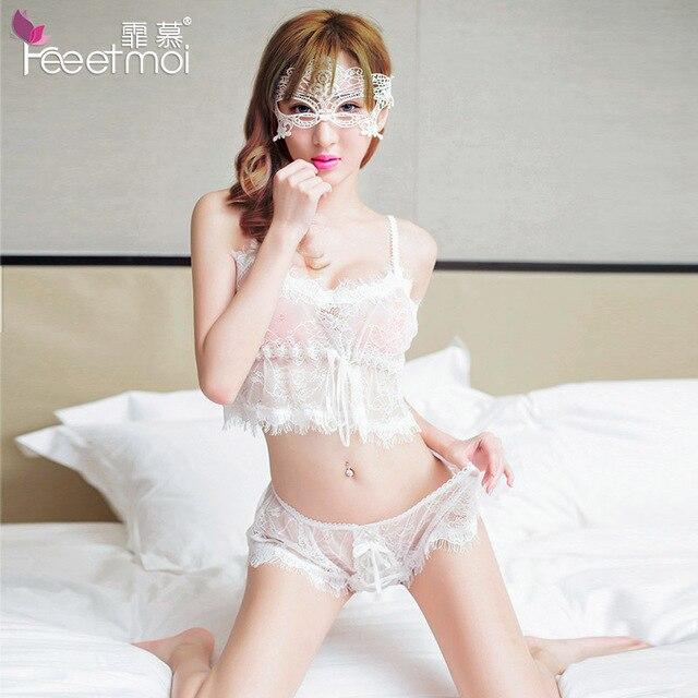 mesh erotic transparent lace porn slip mini micro string thong