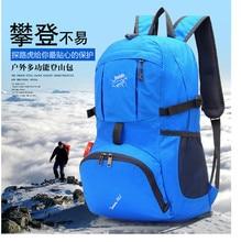 NEW TANLUHU 35L Ultralight Portable Backpack Outdoor font b Sports b font Hiking Nylon Waterproof Gym