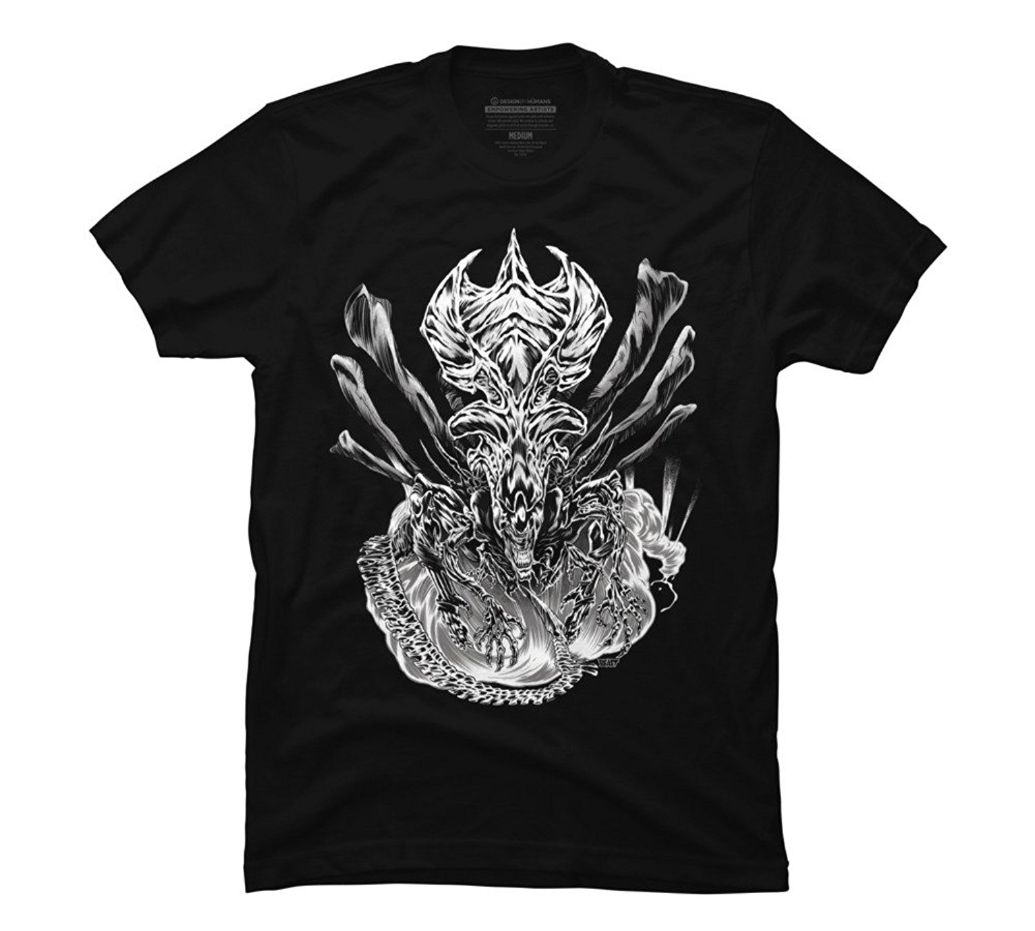 LONG LIVE THE QUEEN (black & White) Men's Graphic T-Shirt - Design By Humans Men Brand Clothing Tees Casual Top Tee T-shirt