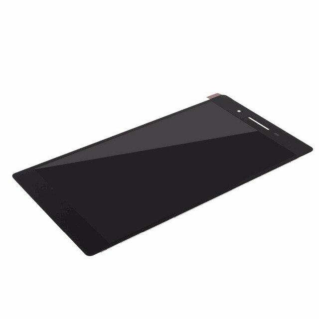 لينوفو تبويب 4/TB 7304X/TB 7304F شاشة الكريستال السائل تعمل باللمس + أسود استبدال