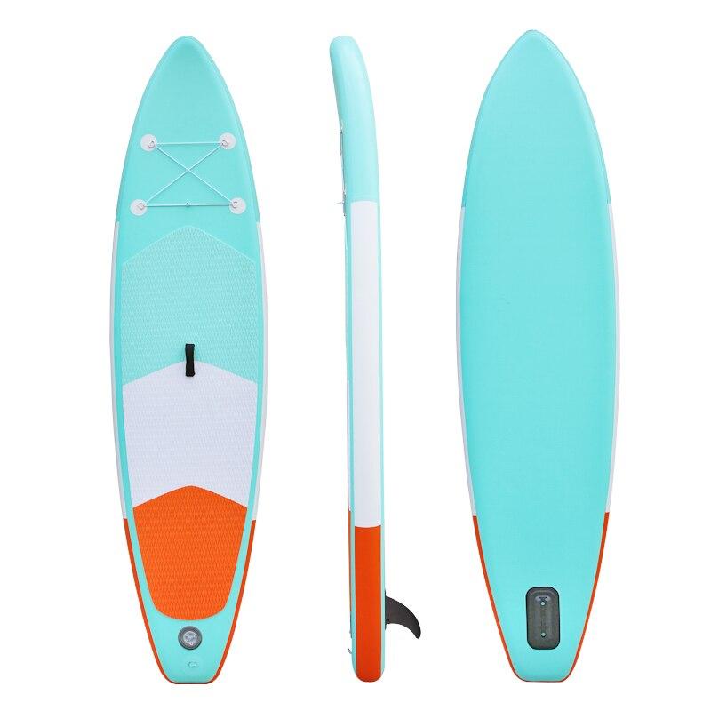 Heytur new design Aqua color Inflatable SUP Stand up Paddle Board iSUP Inflatable Paddle Board цена