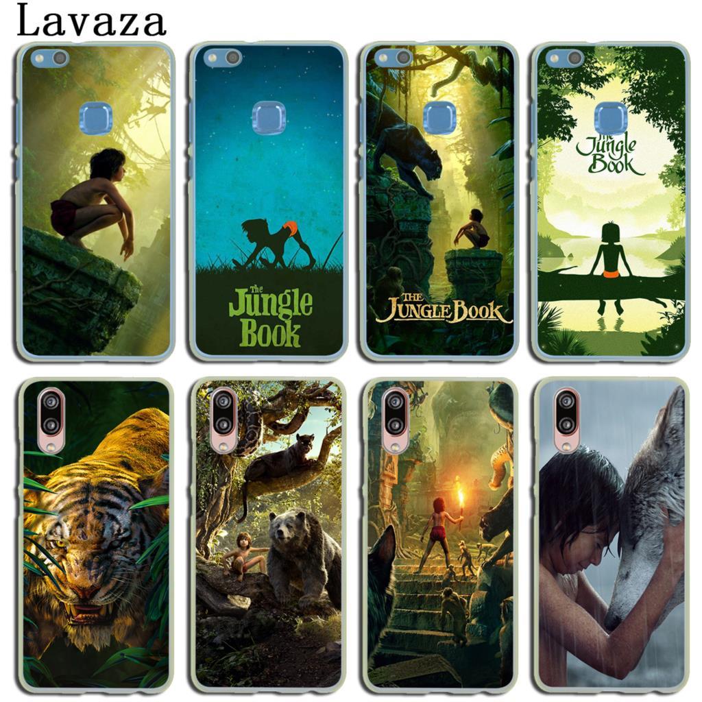 Lavaza The Jungle Book Phone Shell Case for Huawei P20 P10 P9 Plus P8 Lite Mini 2015 2016 2017 P Smart Mate 10 9 Pro Lite Cover