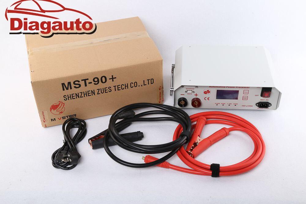 2018 MST-90 + pour bmw ICOM codage/programmation stabilisateur de puissance de voiture tension de la batterie régulateur stabilisateur