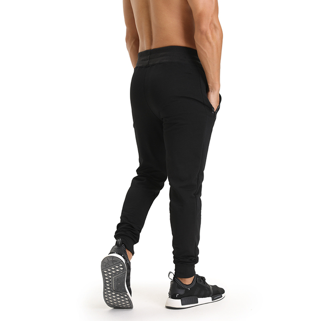 Breathable Fitness Workout Men's Pants 2