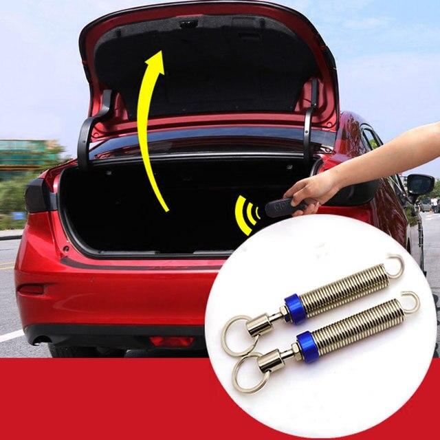 רכב Trunk הרמת מכשיר אוטומטי אביב מדבקת fit עבור fit עבור JETTA בורה Sagitar פאסאט סנטנה B5 CC Scirocco bettle