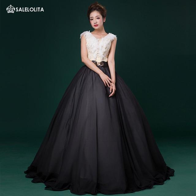 Kleider elegant lang