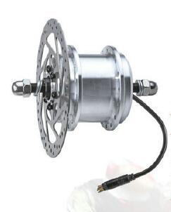 Новый в 2017 году! Всадника OR01D2 36В/250ВТ умный Диск тормозной двигатель для электрического велосипеда
