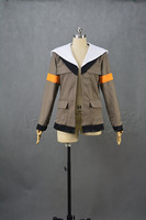 Hot Defender of the Universe Cosplay Costume Lance Hood Jacket For Halloween Carnival Top Coat Custom Made for Free Shipping