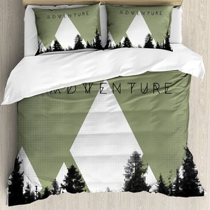 Adventure Duvet Cover Set Fore