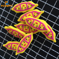 2017 New Style Pea Pod Pea Doll Tennis Racket Shock Absorber 5pcs A Lot