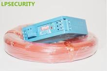 Detector de veículo duplo 12v/24vdc do controle azul do detector do laço do sinal autocontrol magnético com bobina de 0.75mm * 50m para a venda