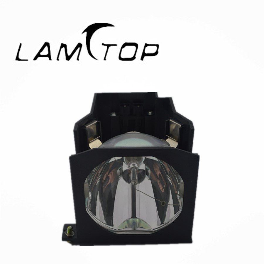 FREE SHIPPING  LAMTOP  180 days warranty  projector lamp with  housing  ET-LAD7700W  for   PT-D7000/PT-D7700 выключатель трехклавишный алюминий сх 3 glossa