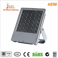 24w 36W LED Floodlights Waterproof IP65 LED Tunnel Light Road Lamp AC85 265 LED Flood Light