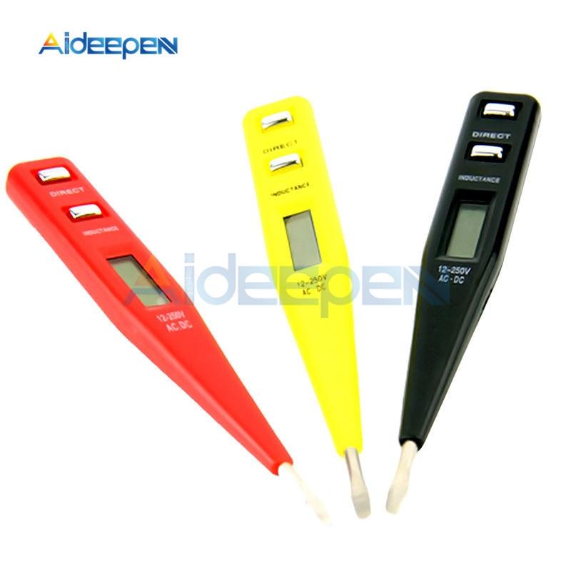 电压检测笔 多属性