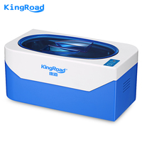 KingRoad 0.4L Ultrasonic Sterilizer Ultrasonic Manicure Sterilizer Cleaner Sterilizing Nail Tools Disinfection Machine