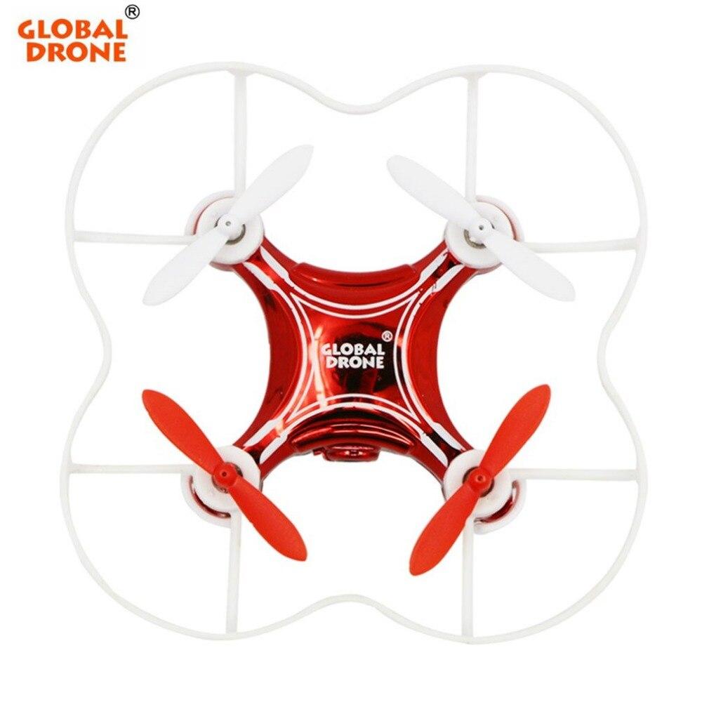 Globale Drone GW009C-1 Ricaricabile Mini Drone 6-Asse Giroscopio il Mantenimento di Quota Mini Modalità di Aeromobili con HD Macchina Fotografica di Sostegno Senza Testa